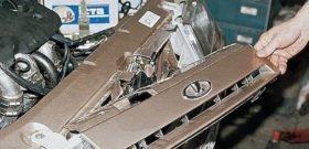Как снять бампер передний на ВАЗ-2110: видео и фото, номер