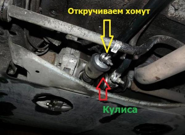 Как отрегулировать кулису КПП на ВАЗ-2110: фото и видео, алгоритм