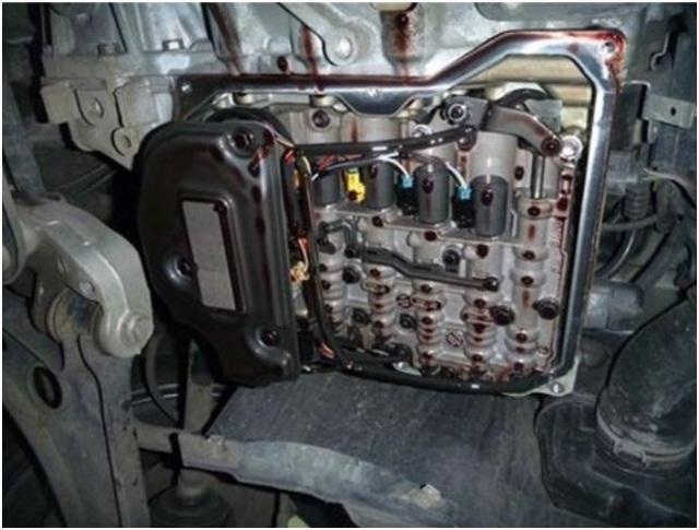 Замена масла в коробке передач Фольксваген Поло: МКПП