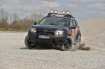 Тюнинг для бездорожья Рено Дастер: подготавливаем авто и шины