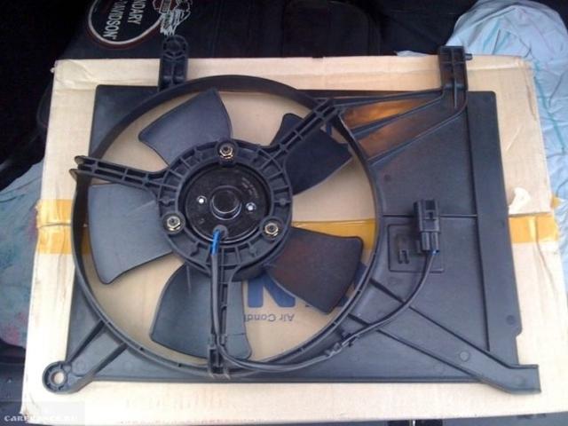 Не включается вентилятор охлаждения на Шевроле Ланос
