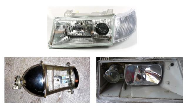 Какие лампы стоят в фарах на ВАЗ-2110: артикулы и тип лампы