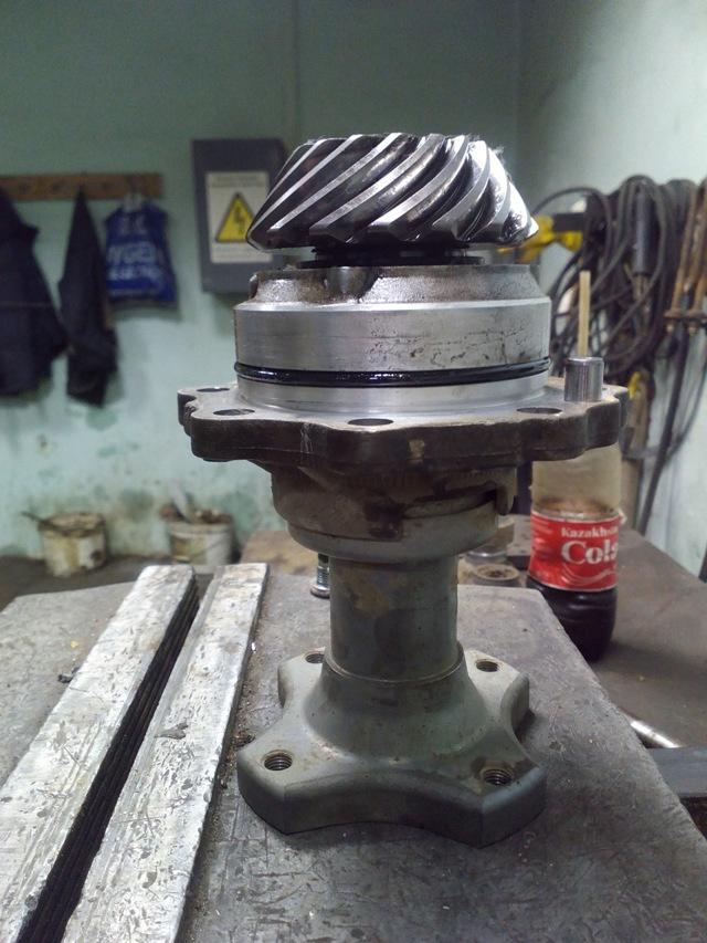 Замена масла в заднем редукторе рено дастер: фото и видео
