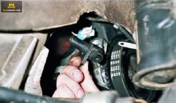 Признаки неисправности датчика коленвала ВАЗ-2114: фото и видео