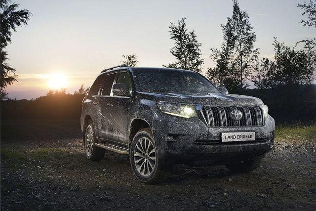 Новый Тойота Прадо 2018: фото, цена, когда выйдет в России