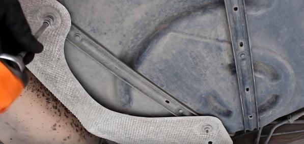 Замена бензонасоса на Форд Фокус 2 своими руками: фото и видео
