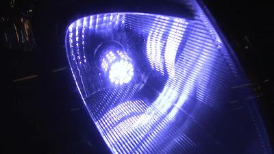 Светодиодные лампы для дхо Лада Гранта, стоит ли? Артикулы, фото