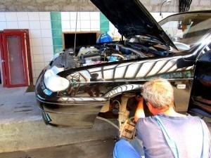 Как подтянуть рулевую рейку на ВАЗ-2114 своими руками: видео
