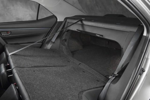 Клиренс (дорожный просвет) Тойота Королла: проставки