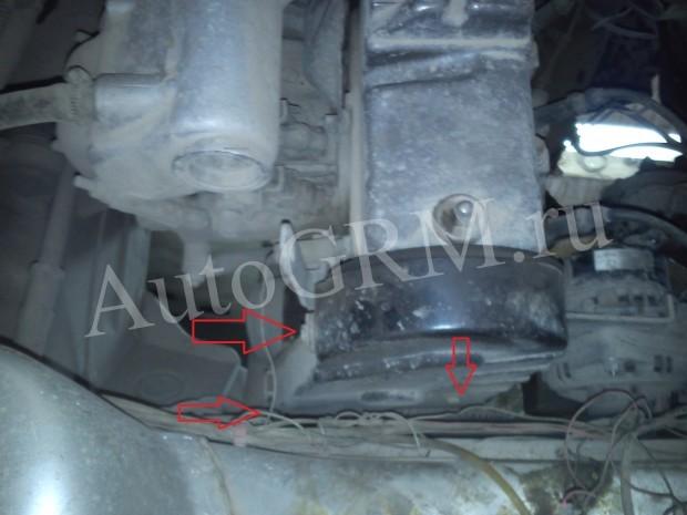 Как выставить метки ГРМ на ВАЗ-2114 8 клапанов: фото и видео