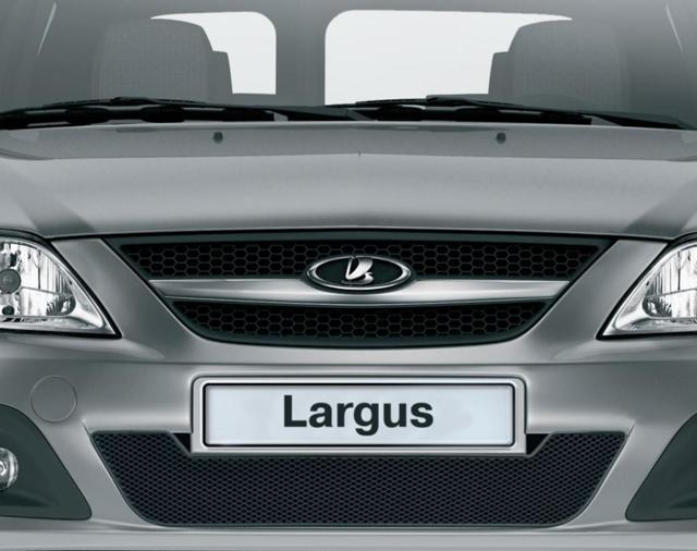 Лада Ларгус кузов фургон: размеры грузового отсека, объём багажника