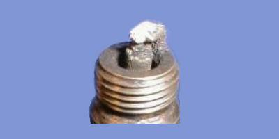 Чёрный нагар на свечах на ВАЗ-2114 инжектор: фото и видео