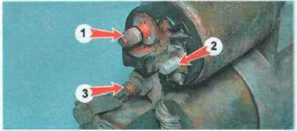 Как снять стартер на Дэу Нексия: 8 и 16 клапанов, видео