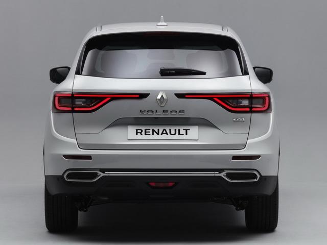 Рено Колеос 2018 года в новом кузове: комплектации и цены, фото