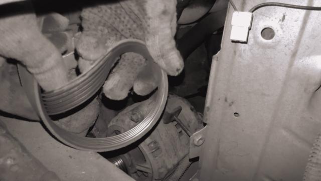 Меняем ремень ГРМ на 16 клапанных моторах своими руками: фото и видео