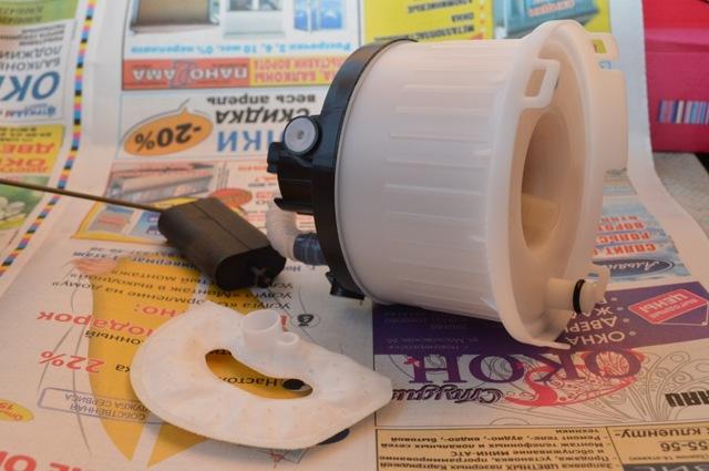 Где находится топливный фильтр форд фокус 2: фото и видео