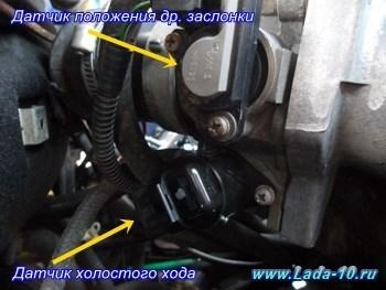 Почему дёргается на малых оборотах ВАЗ-2112 16 клапанов: фото
