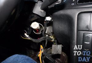 Признаки неисправности замка зажигания на ВАЗ-2114: фото и видео