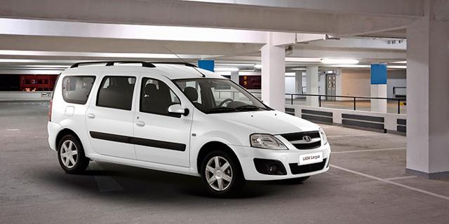 Лада Ларгус 2018 года в новом кузове: комплектации и цены, фото