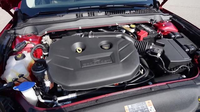 Какой объём топливного бака на Форд Фьюжн