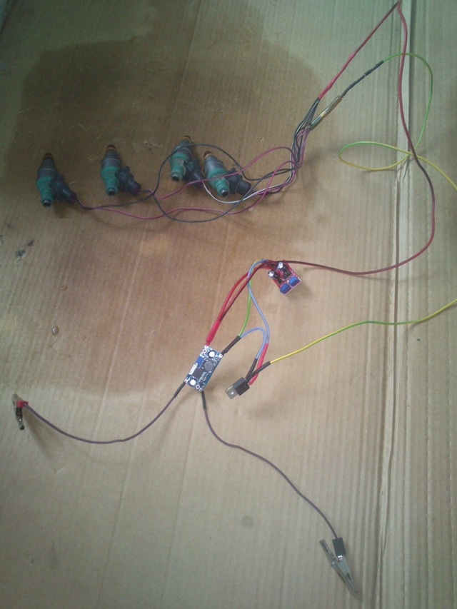 Чем промыть форсунки инжектора в домашних условиях: видео, фото