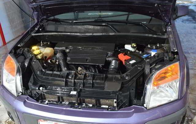 Объём багажника на Форд Фьюжн: точные размеры