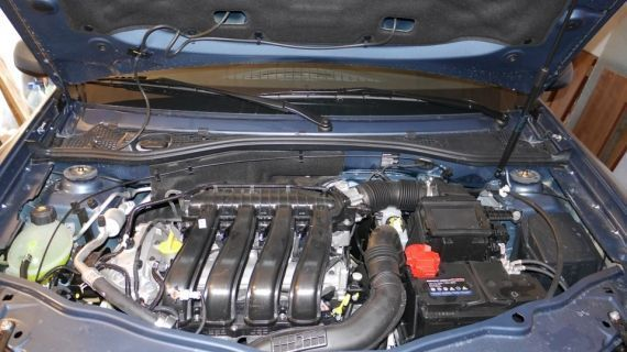Рено Дастер не заводится двигатель: возможные причины
