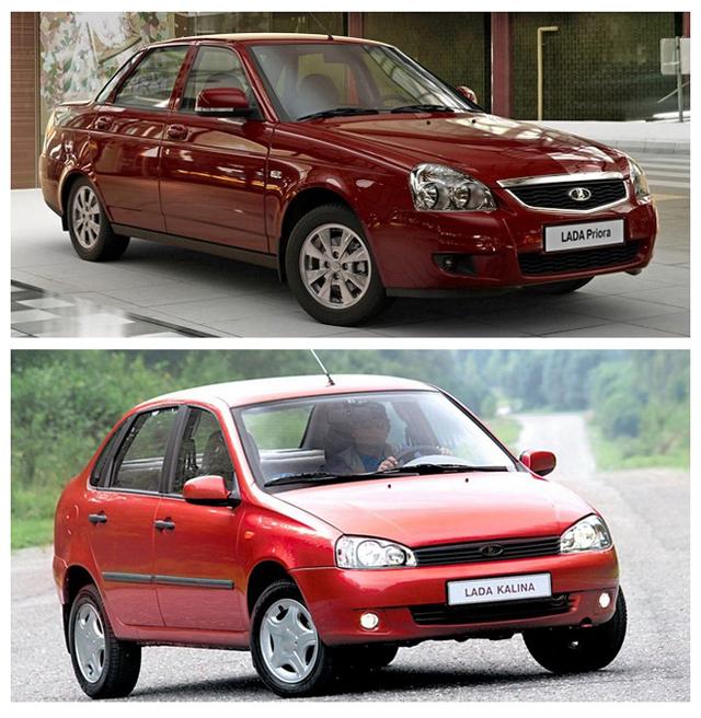 ВАЗ-2112 или Лада Калина, что лучше выбрать?