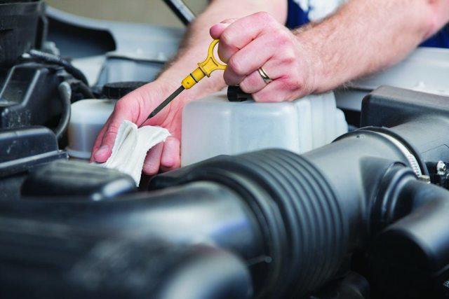 Как проверить масло в коробке Форд Фьюжн: фото и видео