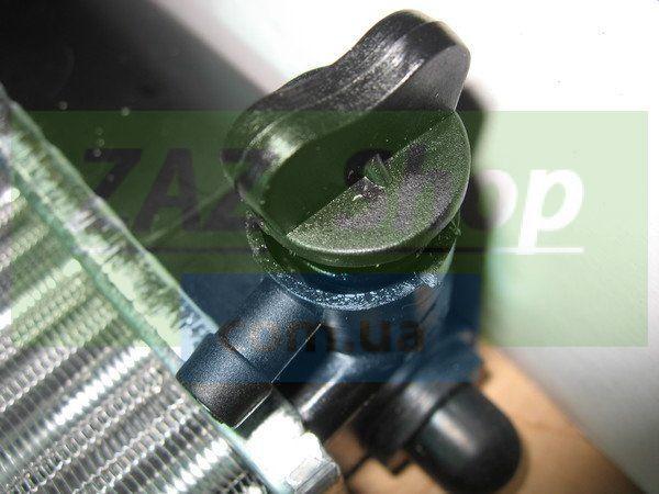 Замена охлаждающей жидкости на Шевроле Ланос