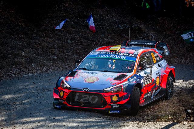 За фирму total выступать в гонке Монте-Карло будут на двух болидах citroen