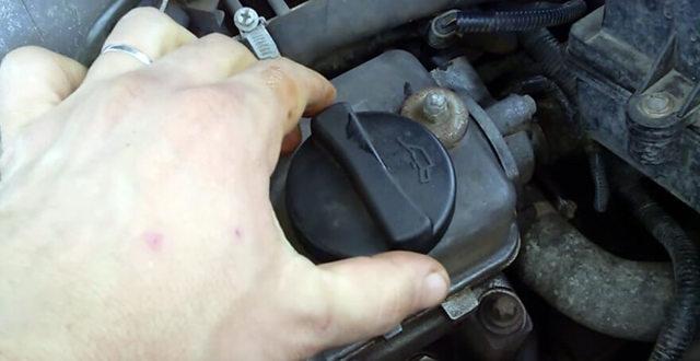 Замена масла в двигателе ВАЗ-2114 своими руками: фото, видео