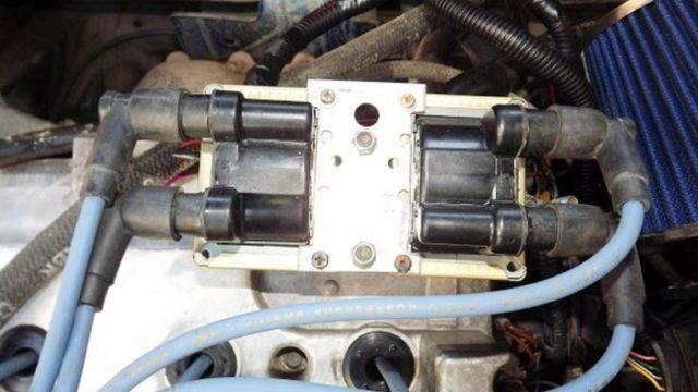 Как проверить модуль зажигания ВАЗ-2114 инжектор 8 клапанов: фото