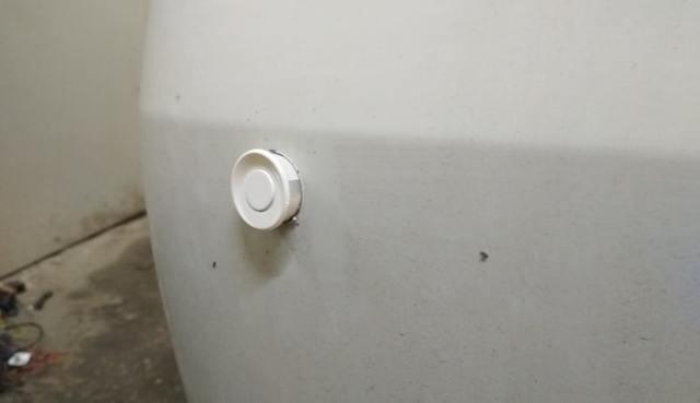 Установка парктроника на Рено Логан своими руками: фото и видео