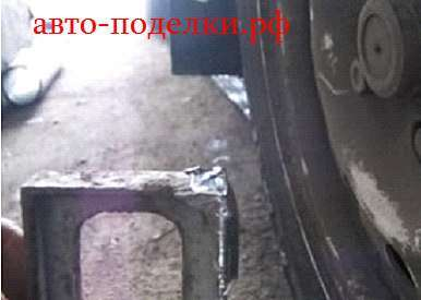 Развал-схождение на ВАЗ 2112 своими руками: видео сход-развала