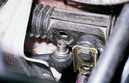 Замена рулевой рейки на 16 клапанной ВАЗ-2112 своими руками: фото