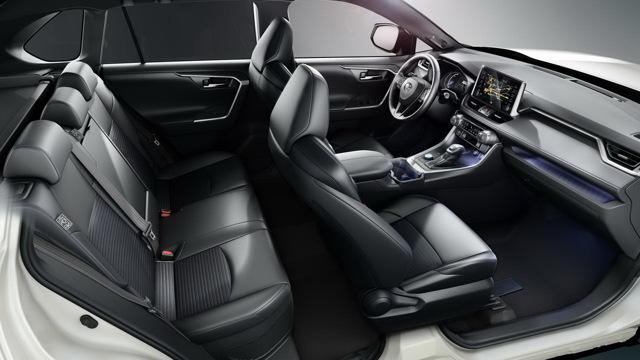 Тойота Рав 4 2019 года: новы кузов, цены для России, фото