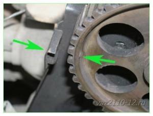 Замена ремня ГРМ на ВАЗ-2112 8 клапанов: фото и видео