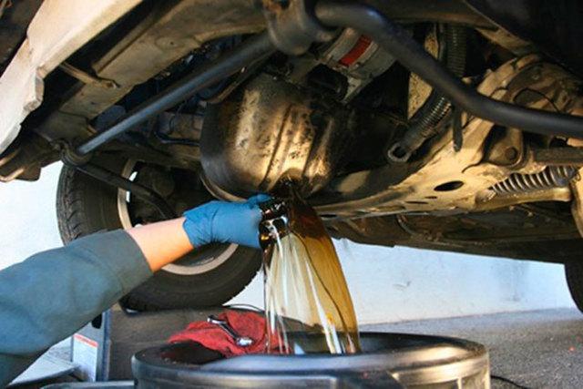 Замена масла в коробке передач на Шевроле Лачетти: фото и видео