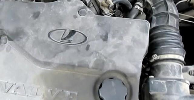 Сколько масла заливается в 16-ти клапанный двигатель ВАЗ-2112