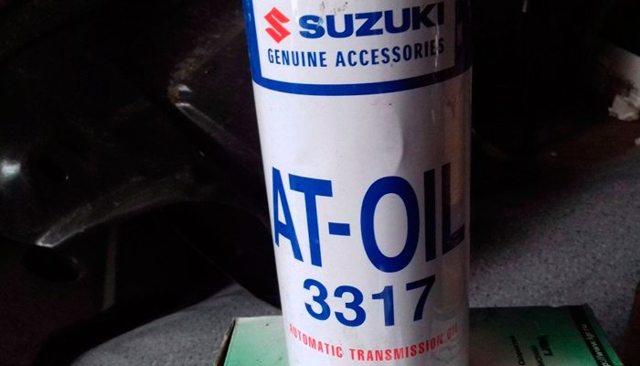 Замена масла в АКПП Сузуки Гранд Витара: фото и видео
