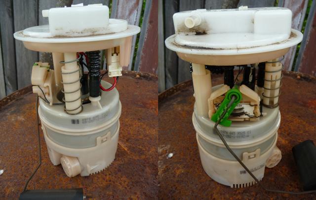 Замена топливного фильтра на Рено Логан вторая фаза: фото и видео