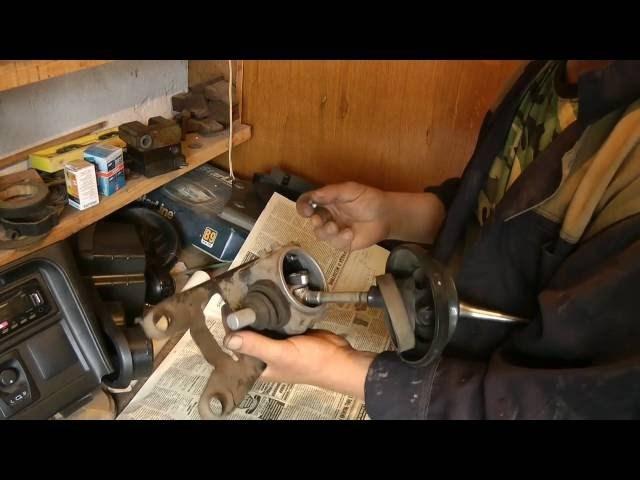 Замена сцепления на Нива Шевроле своими руками: фото и видео