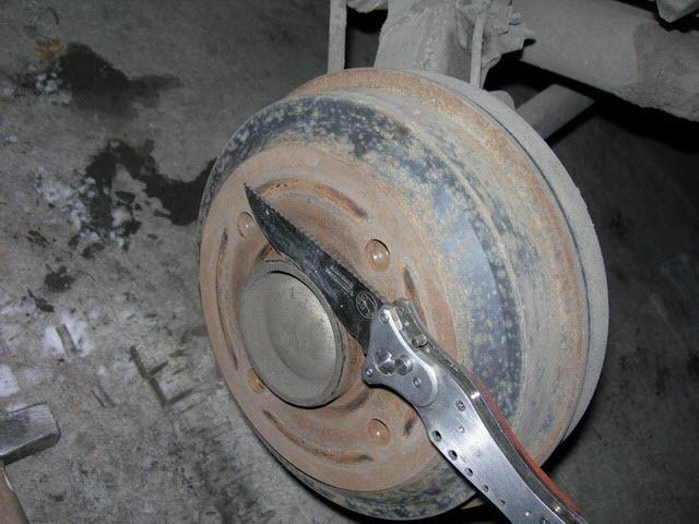 Артикулы и размер передних и задних тормозных колодок на peugeot 206