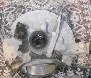 Замена подшипника полуоси на Нива Шевроле: фото и видео