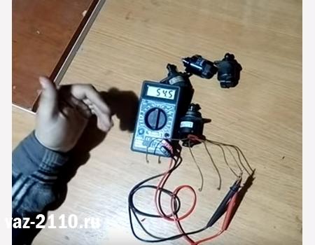 Как проверить РХХ ВАЗ-2110: признаки неисправности, фото и видео