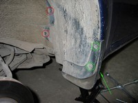 Не работает омыватель лобового стекла Шевроле Лачетти