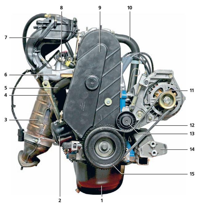 Сколько масла в двигателе на Лада Калина: объём, фото