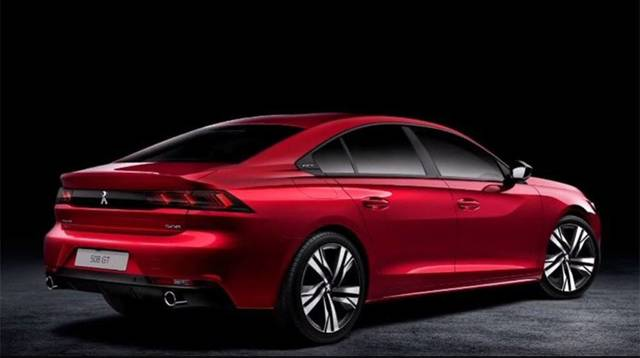Пежо 508 2018 модельного года: обзор, характеристики, цены