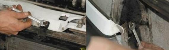 Как снять и заменить радиатор охлаждения Нива Шевроле: видео